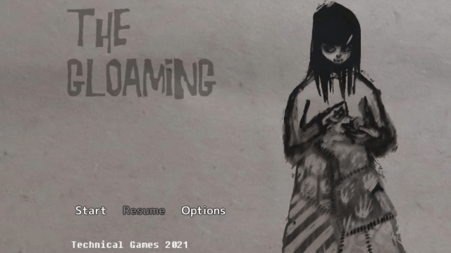 The Gloaming | Technical Games | SGB Summer 2021 Game Jam