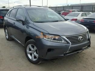 Lexus Full option vehicle