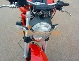 Toks 2011 Ducati Monster