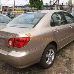 Brand New Toyota Camry Nigeria Grand Avanza Vs All 2003 Buy And Sell For Free In With Smileka