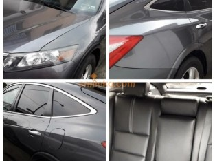 Tokunbo Honda Accord Crosstour 2011 (Negotiable)
