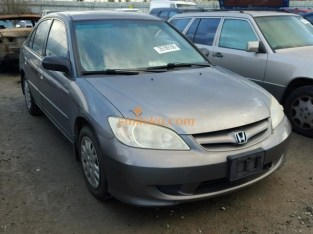 FOR SALE VERY CLEAN 2003 HONDA CIVIC CONTACT ON 09031964927