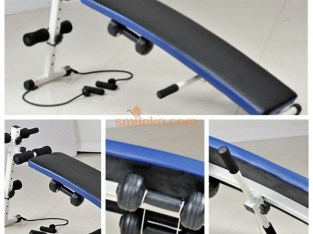 Place your Order for Multi-functional Sit Up Bench