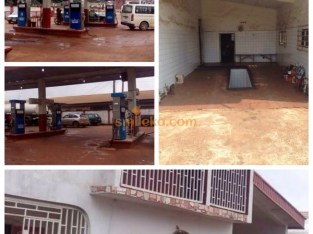 For Sale fuel station located at Eyean Benin City