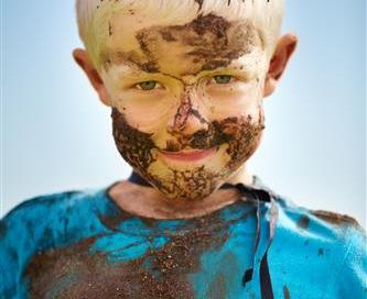 child muddy in hendersonville, tn