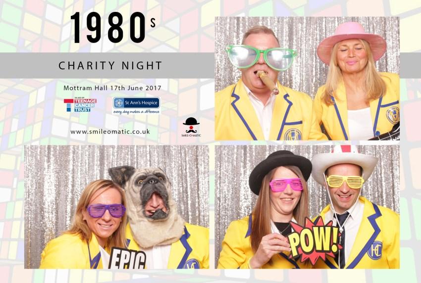 Charity photobooth