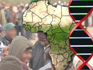 Africans have world's greatest genetic variation