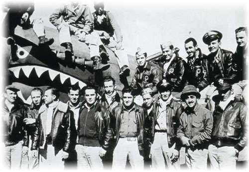 Crews of the Flying Tiger
