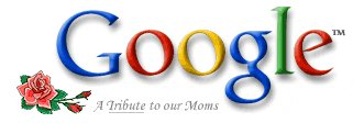 Google 2001 Mothers Day Logo