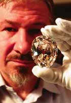 The Cullinan Diamond.