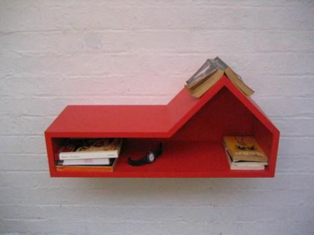 David Restorick Bookshelf