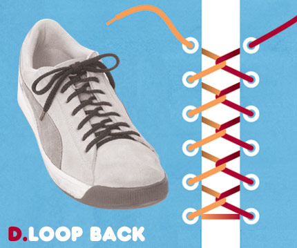 LACING new trends Style 8