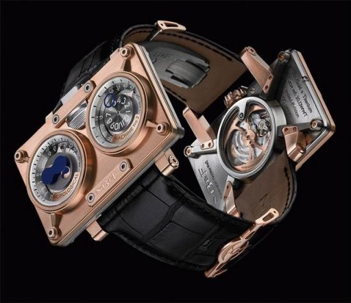 The Horological Machine - called pure watchporn. We agree.