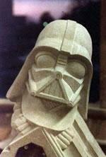 Darth Vader Grotesque