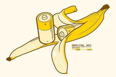 A Banana a day keeps stress away