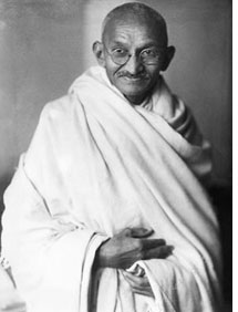 Mahatma Gandhi's Top 10 Fundamentals for Changing the World