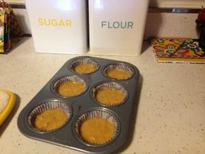 Carrot Cake Cupcakes - 8