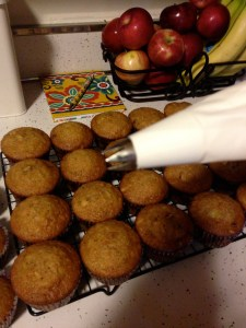 Carrot Cake Cupcakes - 12