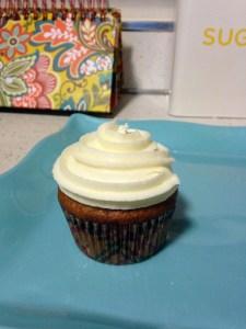 Carrot Cake Cupcakes - 15