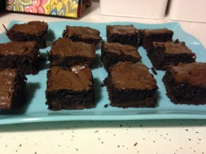 Mexican Brownies - 13