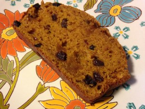 Pumpkin Bread - 13