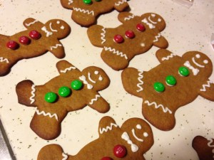 Gingerbread Men - 18
