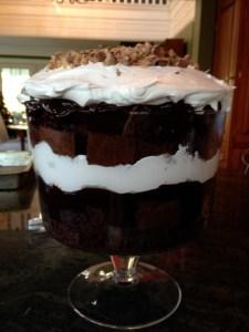 Chocolate Trifle - 24
