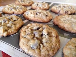 Ann's Oatmeal Chocolate Chip Cookies - 14