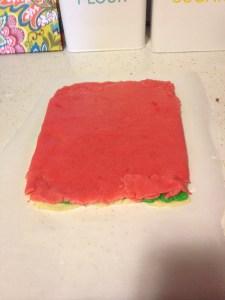 Christmas Roll Sugar Cookies - 8