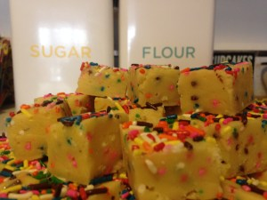 Cake Batter Fudge - 10