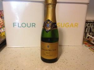 Champagne Layer Cake - 3