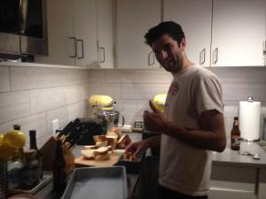 Pumpkin Bread Pudding - 1