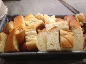 Pumpkin Bread Pudding - 2