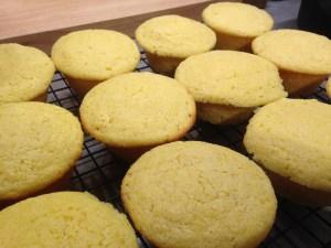 Corn Muffins - 8