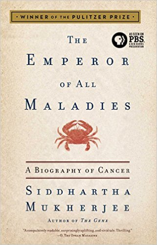 book review emperor of all maladies
