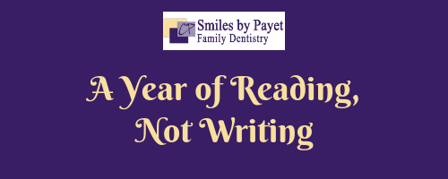 A Charlotte dentist's 2018 reading list