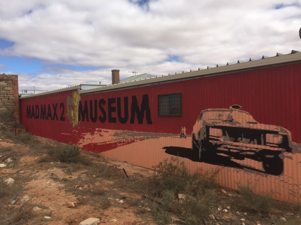 Mad Max 2 Museum in Silverton