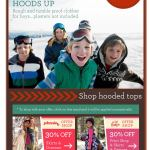 Hoods Up Boden email