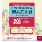 Old Navy email design: Time is Running Out