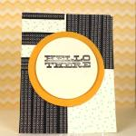 {Tutorial Thursday: Washi Tape Card Video…}