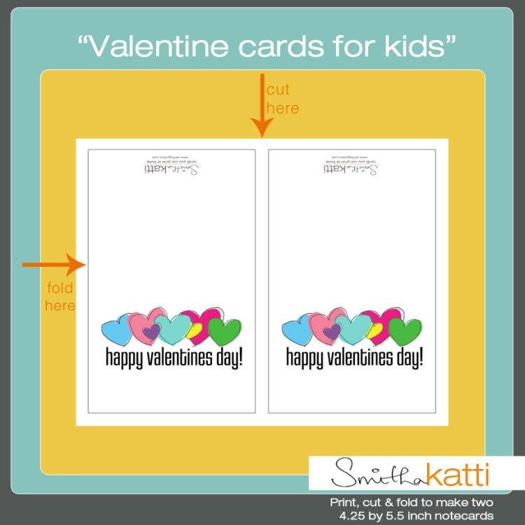 smitha katti free printable valentines