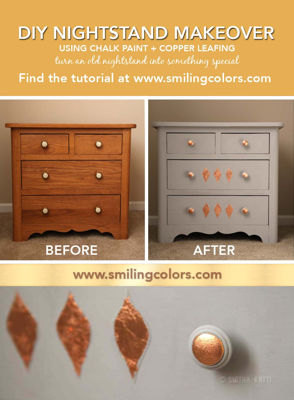 Chalk Paint Furniture Before And After