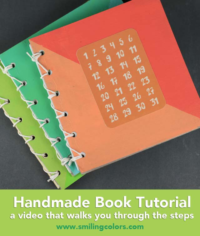 Simple Book Binding Technique That You Can Easily Do At Home