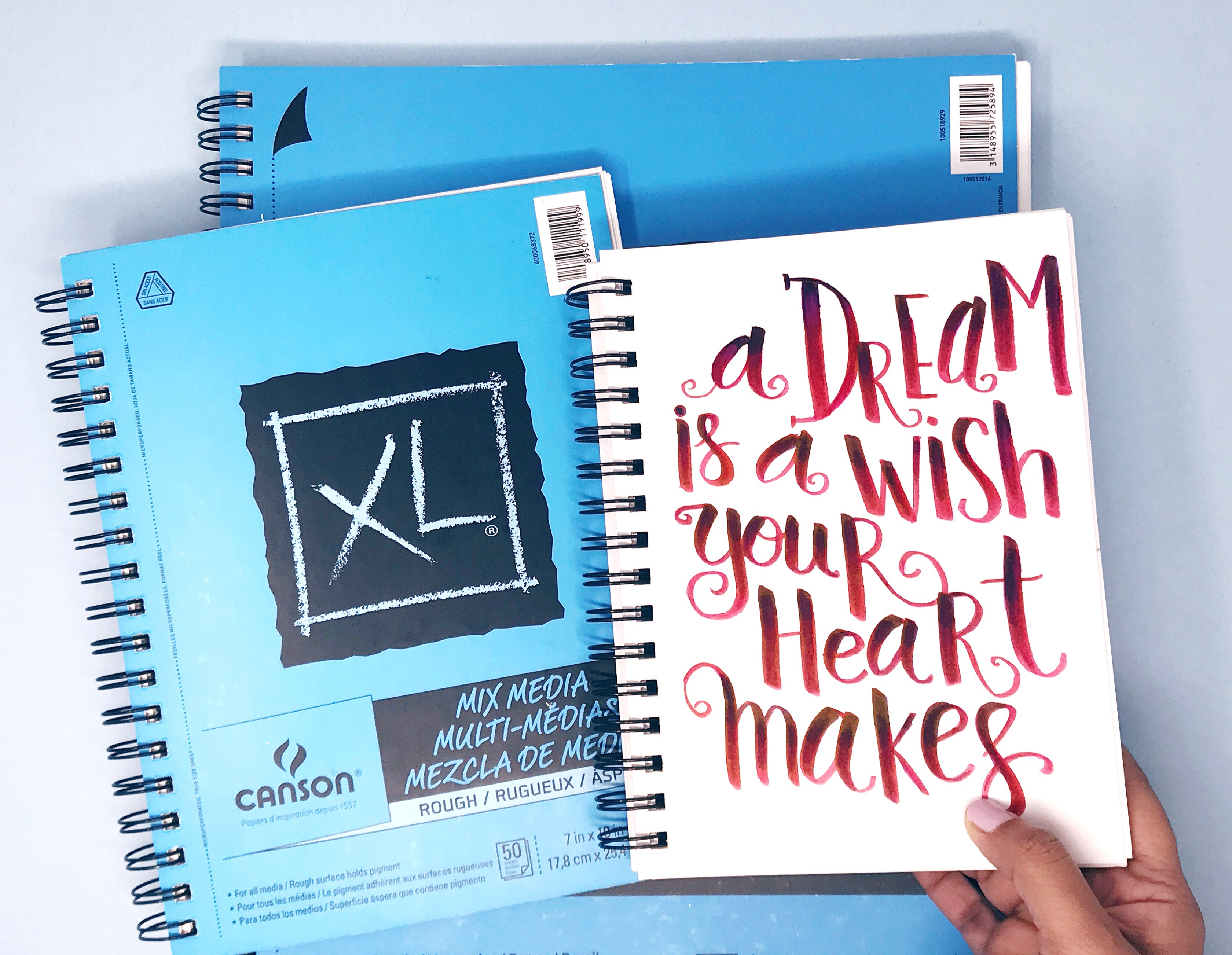 What is the best paper for Tombow brush pens? - Smitha Katti