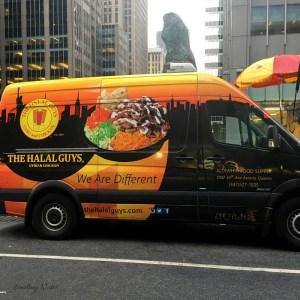 halal guys food truck