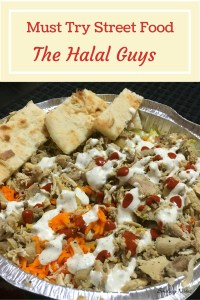 the halal guys street food