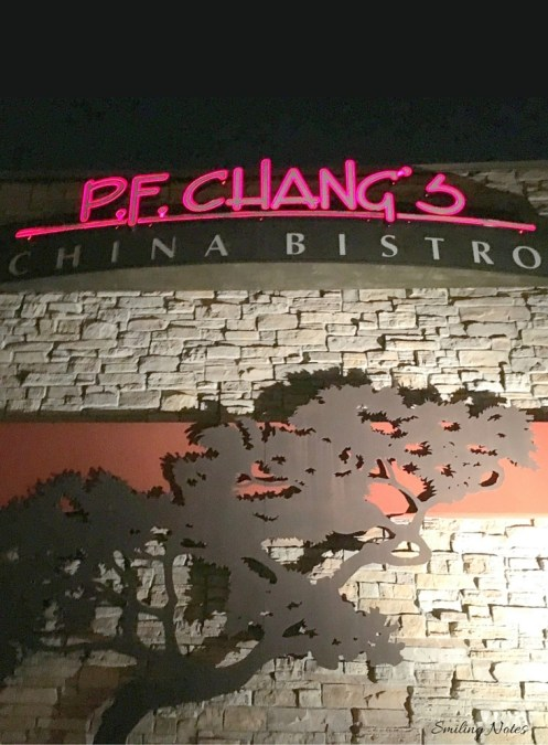 PF Chang's China Bistro restaurant review