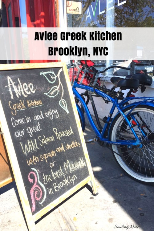 Avlee Greek Kitchen, Brooklyn, New York City