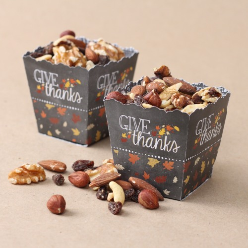Personalized Holiday Candy Boxes