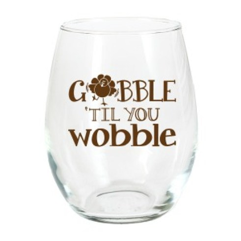 Wine glasses for thanksgiving